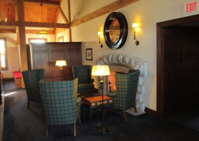 Whistling Straits - Clubhouse Locker Room Chairs