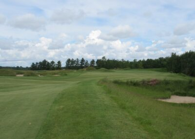 Whistling Straits Irish Course Hole 16 Approach