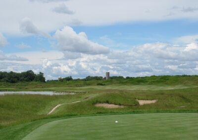 Whistling Straits Irish Course Hole 17 Tee