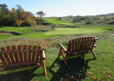Whistling Straits - Straits Course Fall View