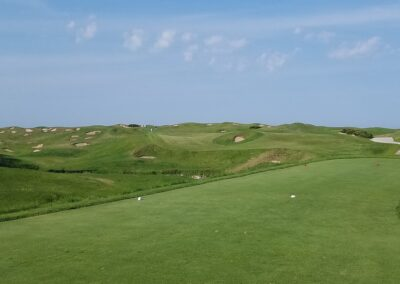 Whistling Straits - Straits Course Hole 10 Tee