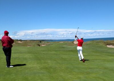 Whistling Straits - Straits Course Hole 11 Second JK