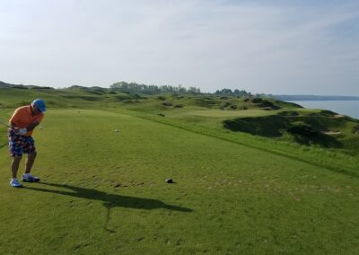 Whistling Straits - Straits Course Hole 12 Tee Claudio D