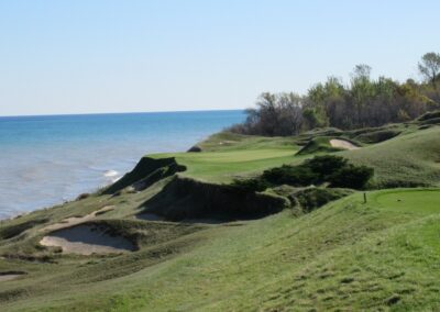 Whistling Straits - Straits Course Hole 17 Pinched Nerve Tee Box