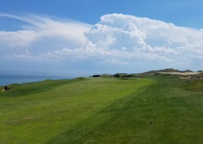 Whistling Straits - Straits Course Hole 2 Fairway GR