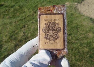 Whistling Straits - Straits Course Homemade Granola Bar