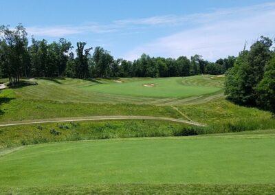 Wild Rock Golf Club Hole 10 Tee View
