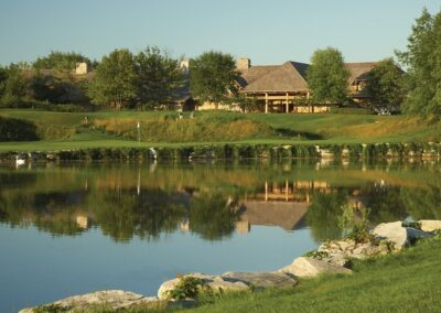 Blackwolf Run Clubhouse Lake View GR