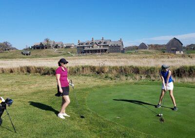 Erin Hills Golf Course Hole 1 Forward Tee View