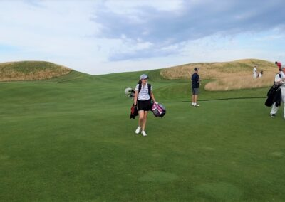 Erin Hills Golf Course Hole 12 FairwayA