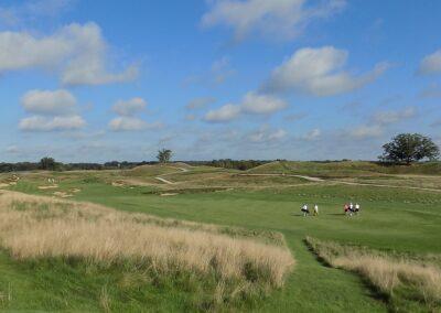 Erin Hills Golf Course Hole 4 Fairway
