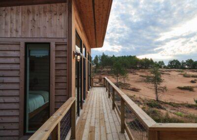 Sand Valley Cottage Exterior GR