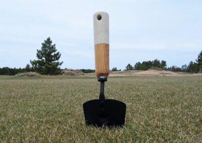 Sand Valley Golf Resort Sandbox Tee Marker