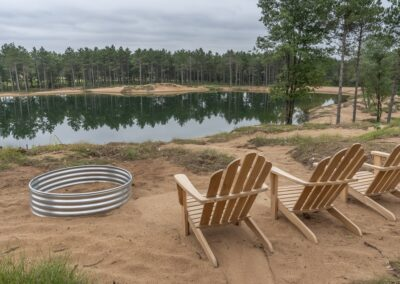Sand Valley Resort Residence Fire Pit