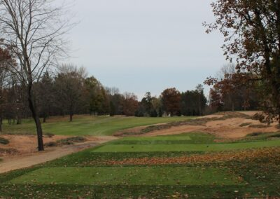 Stevens Point Country Club Tee Boxes