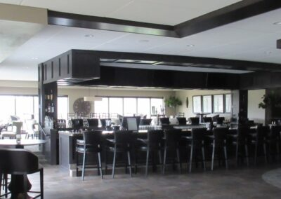 Stevents Point Country Club Clubhouse Bar