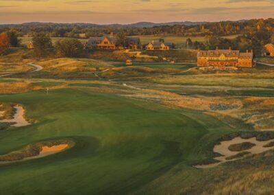 Erin Hills Golf Course Vista STOCK GR