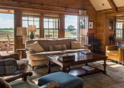 Erin Hills Golf Course Waterville Cottage Interior GR