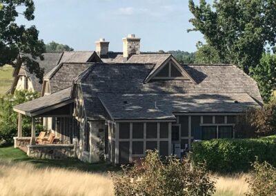 Erin Hills Golf Course Waterville Cottage View GR