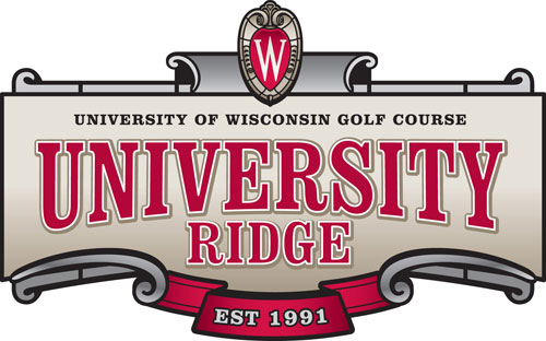 Wisconsin Golf Courese - University Ridge Golf Course Logo