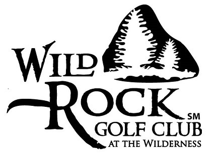 Wisconsin Golf Courses - Wild Rock Logo