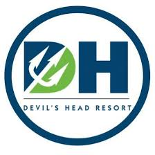 Wisconsin Golf Courses - Devil's Head Resort Logo