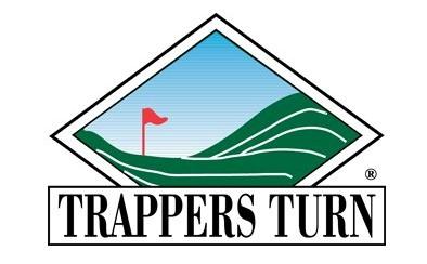 Trappers Turn Golf Club Logo