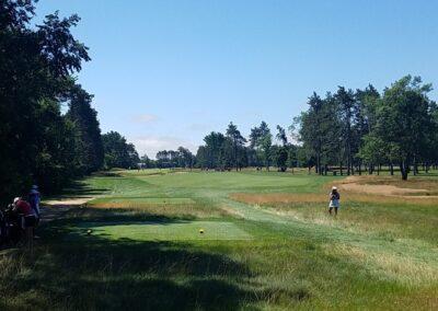 Stevens Point Country Club (100) Hole 1 Tee