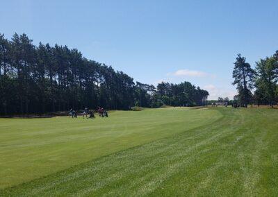 Stevens Point Country Club (105) Hole 1 Fairway