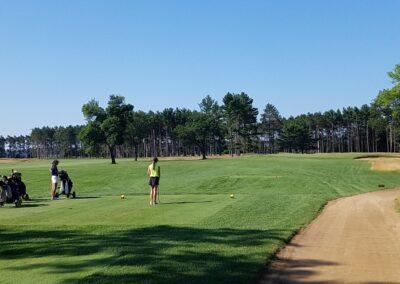 Stevens Point Country Club (115) Hole 4 Tee