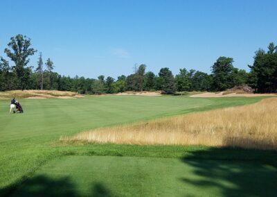Stevens Point Country Club (136) Hole 6 Forward Tee