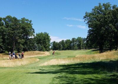 Stevens Point Country Club (150) Hole 7 Tee