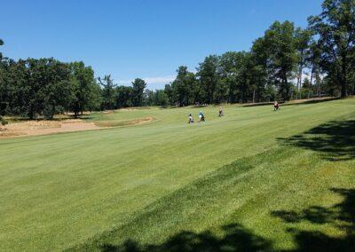 Stevens Point Country Club (155) Hole 7 Fairway