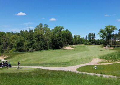 Stevens Point Country Club (183) Hole 10 Forward Tee