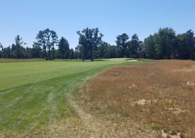 Stevens Point Country Club (200) Hole 12 Fairway
