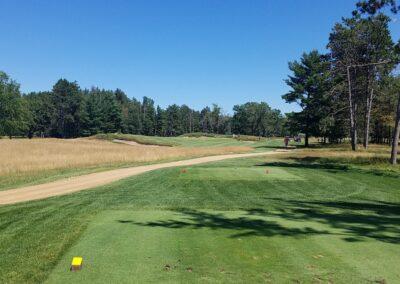 Stevens Point Country Club (208) Hole 13 Tee