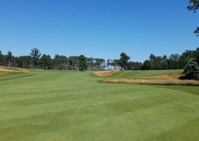 Stevens Point Country Club (225) Hole 15 Fairway Backwards