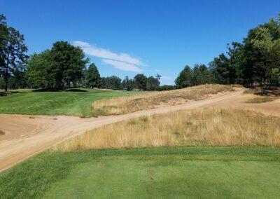 Stevens Point Country Club (235) Hole 16 Tee