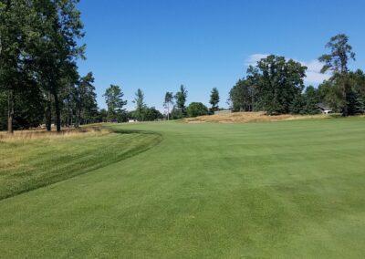 Stevens Point Country Club (240) Hole 16 Fairway