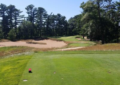 Stevens Point Country Club (245) Hole 17 Tee