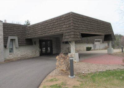 Stevens Point Country Club (80) Entrance