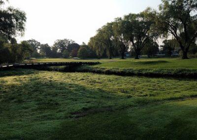 Lake Windsor CC (134) Hole 4 Par 3 Tee