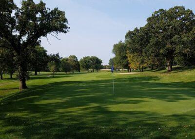 Lake Windsor CC (186) Hole 13 Green