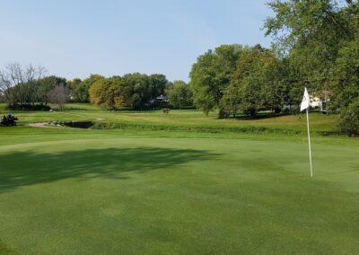 Lake Windsor CC (200) Hole 16 Green